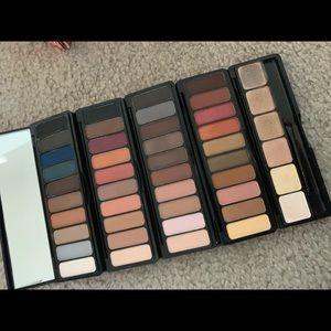 ELF eyeshadow palette bundle